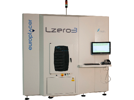 Автоматическая система хранения и выдачи компонентов Europlacer Lzero3