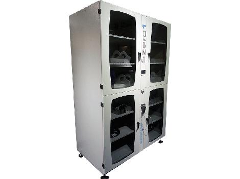 Автоматическая система хранения и выдачи компонентов Europlacer Szero1